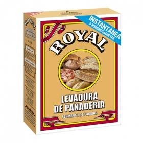 Levadura de panadería Royal 5 ud.