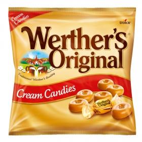 Caramelos de nata Werther's 135 g.