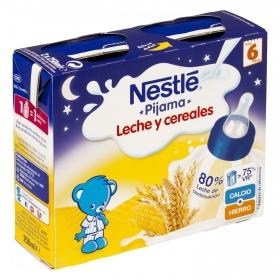 Papilla líquida 8 cereales