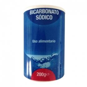 Bicarbonato sódico Nbd 200 g.