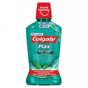 Enjuague bucal Plax multiprotección