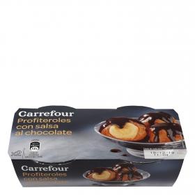 Profiteroles Carrefour 160 g.