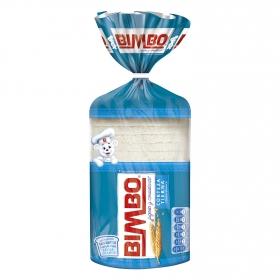 Pan de molde con corteza blanca