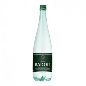 Agua mineral Badoit natural con gas 1 l.