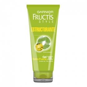 Gel fijación extra fuerte Garnier Fructis 200 ml.