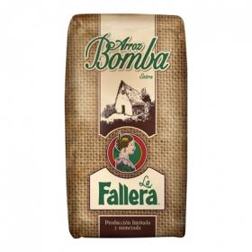 Arroz bomba categoría extra La Fallera 1 kg.
