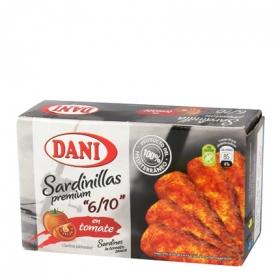 Sardinillas Premium en tomate