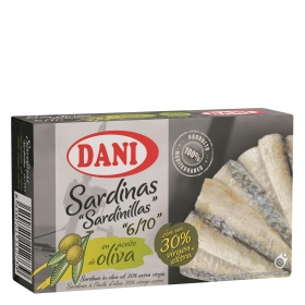 Sardinilla Dani 65 g.