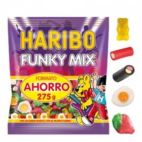 Caramelos de goma funky mix