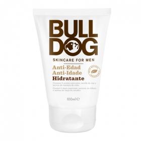 Crema hidratante anti-edad para hombre Bulldog 100 ml.