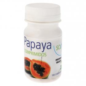 Complemento alimenticio Papaya