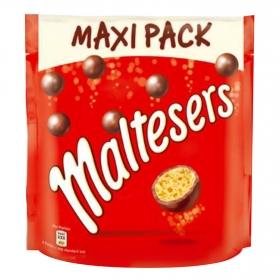 Bolitas de galleta cubierta de chocolate con leche Maltesers 300 g.