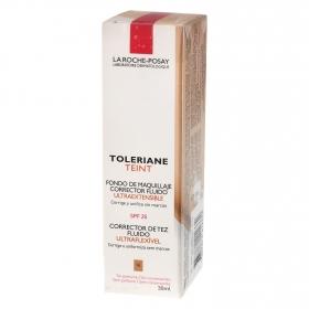 Fondo de maquillaje corrector fluido Toleriane Teint