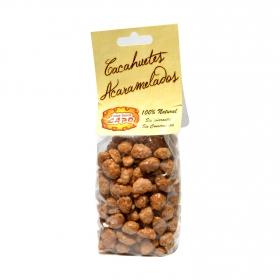 Cacahuetes acaramelados Capo 175 g.
