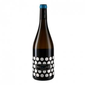 Estuche de vino D.O. Rías Baixas blanco Paco & Lola 75 cl.