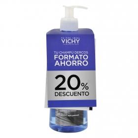 Champú uso frecuente Vichy 400 ml.