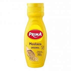 Mostaza original Prima sin gluten envase 330 g.