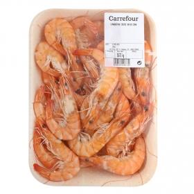 Langostino cocido congelado (30/40 ud) Pescatrade 1 kg aprox