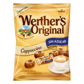 Caramelos capuccino sin azúcar