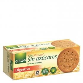 Galletas sin azúcares Digestive Gullón 400 g.