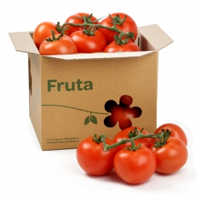 Tomate rama Carrefour 1 Kg aprox