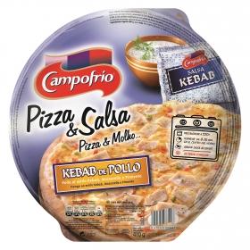 Pizza kebab Campofrío 410 g.
