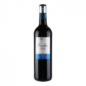Vino D.O. Rioja tinto Coelus 75 cl.