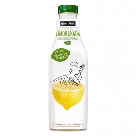 Limonada Minute Maid sabor hierbabuena sin gas botella 1 l.