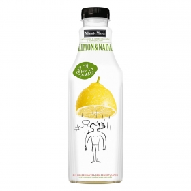 Limonada Minute Maid sin gas botella 1 l.