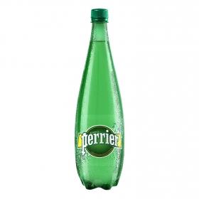 Agua mineral con gas