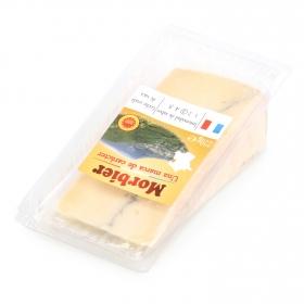 Queso Morbier D.O.P. leche cruda de vaca Jurassein 200 g