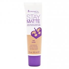 Base de maquillaje Stay Matte 300 Sand
