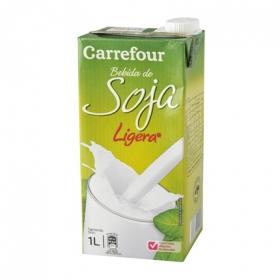 Bebida de soja sabor natural