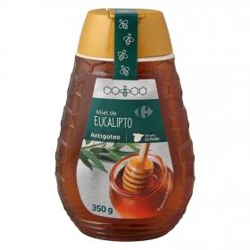 Miel de eucalito antigoteo Carrefour 350 g.