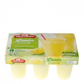 Limón granizado