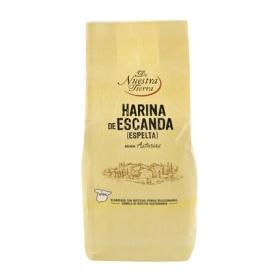 Harina de espelta De Nuestra Tierra 750 g.