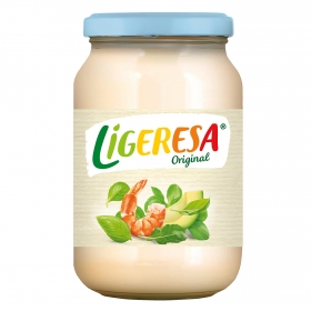 Mayonesa Ligeresa tarro 210 ml.
