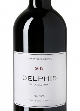 Delphis La Dauphine Tinto con crianza