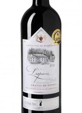 Grand Vin del Chateau Lesparre Tinto Gran Reserva