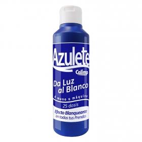 Blanqueador líquido Azulete Calimp 250 ml.