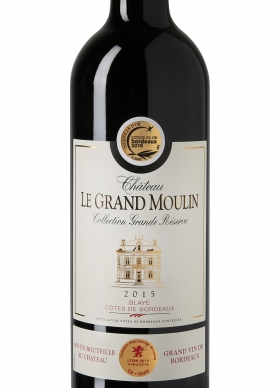 Le Grand Moulin Tinto Gran Reserva 2016