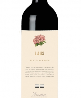 Laus Tinto Barrica 2015