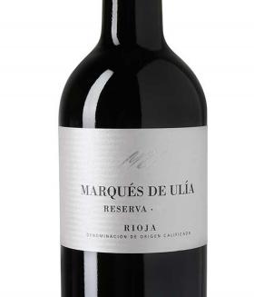 Marqués de Ulía Tinto Reserva
