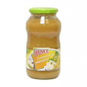 Compota de manzana  Hainich 680 g.