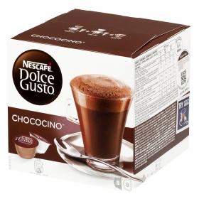 Chococino en cápsulas Nescafé Dolce Gusto 8 unidades de 33,8 g.