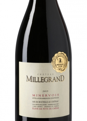 Chateau Millegrand Tinto 2015