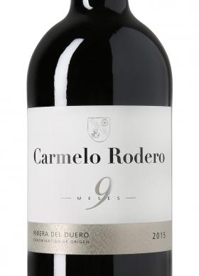 Carmelo Rodero Tinto Roble 2016