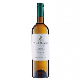 Vino D.O. Rueda blanco verdejo Viña Mayor 75 cl.