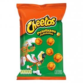 Pelotazos sabor queso Cheetos sin gluten 180 g.