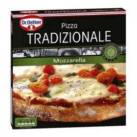 Pizza mozzarella Tradizionale Dr. Oetker 360 g.